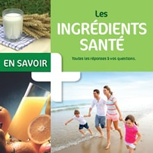 Ingredients santé
